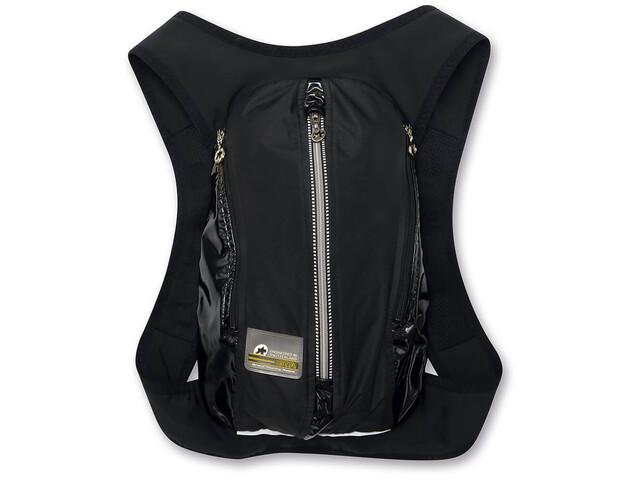 assos Spiderbag Mochila, black series